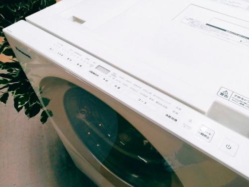 洗濯機 Panasonic パナソニックのドラム式洗濯乾燥機