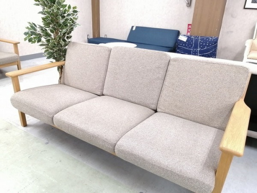家具 ソファー 中古のソファー 3人掛け 中古 買取