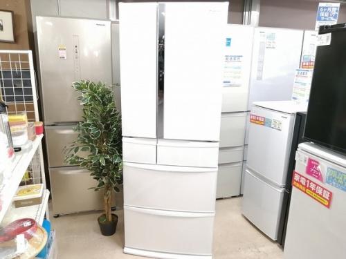 キッチン家電の冷蔵庫 中古