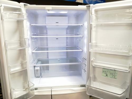 冷蔵庫 中古の大型冷蔵庫 中古