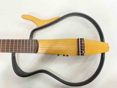 サイレントギター ギター ベース エレキギター アコースティックギターのエレキ アコギ 中古