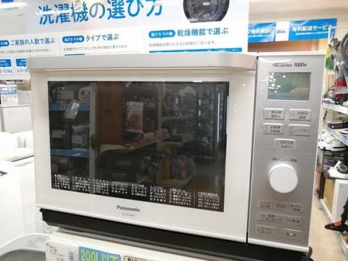 キッチン家電 中古の電子レンジ 炊飯器 中古