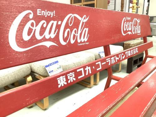 ソファ ベンチ チェア 中古家具のコカコーラ 雑貨 家具 アメリカン雑貨 中古