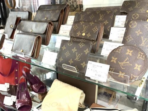 LOUIS VUITTON ルイ・ヴィトン 中古 バッグ 買取のブランド 財布 カードケース 買取