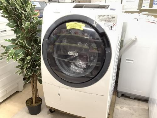 洗濯機 中古 買取のドラム式洗濯機 中古
