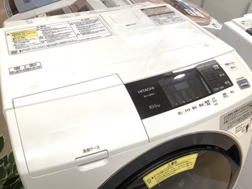 ドラム式洗濯機 中古の日立 HITACHI 洗濯機 中古 買取