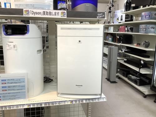 加湿空気洗浄機のPanasonic