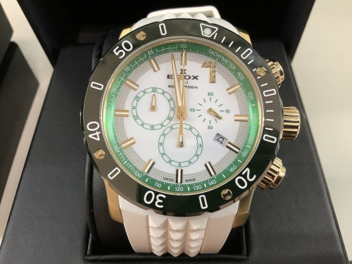 腕時計のEDOX(エドックス)