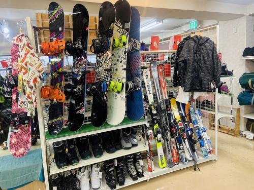 スノーボードの中古 スキー