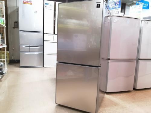 家電 中古 の冷蔵庫 買取