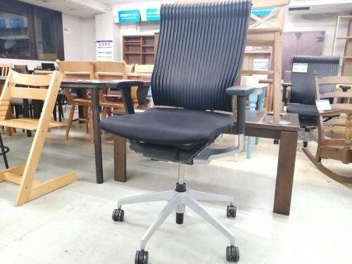 オフィスチェア イス 中古の家具 買取