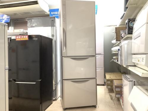 HITACHI(日立)の3ドア冷蔵庫