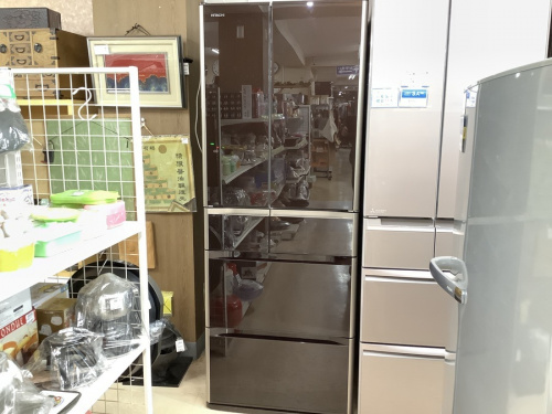 生活家電 買取の6ドア冷蔵庫 中古