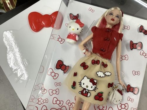 バービー人形のお子様向け プレゼント