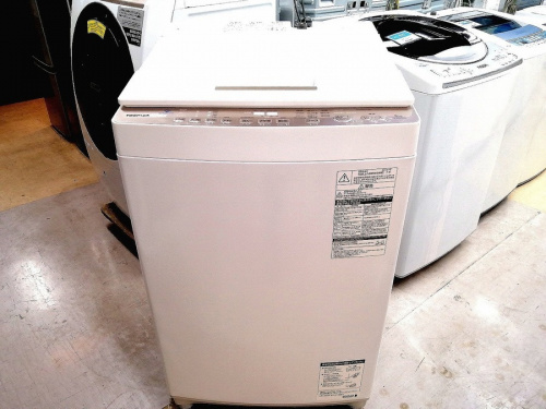 家電 買取 中古の洗濯機 中古 買取