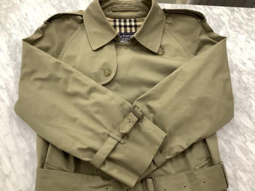 トレンチコートのヴィンテージ 衣類