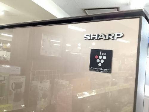 冷蔵庫 中古 買取のSHARP