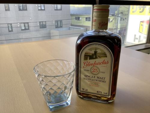 スコッチウィスキーのグレンファークラス