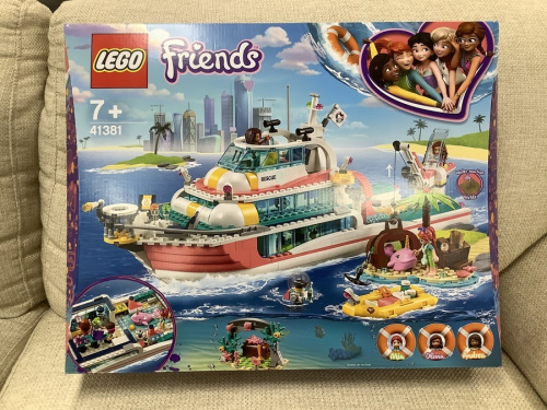 LEGO CITYのLEGO friends