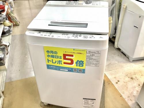 生活家電 中古 買取の洗濯機 中古 買取