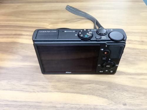 コンパクトデジタルカメラのNikon