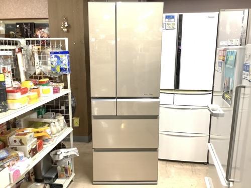 冷蔵庫 中古 買取の大型冷蔵庫 6ドア冷蔵庫 中古