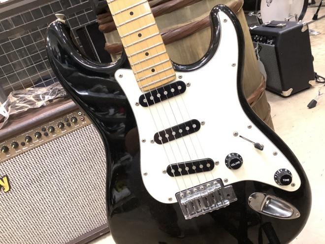【楽器買取】Fender(フェンダー)の大人気モデル、ストラトキャスターが買取入荷しました!