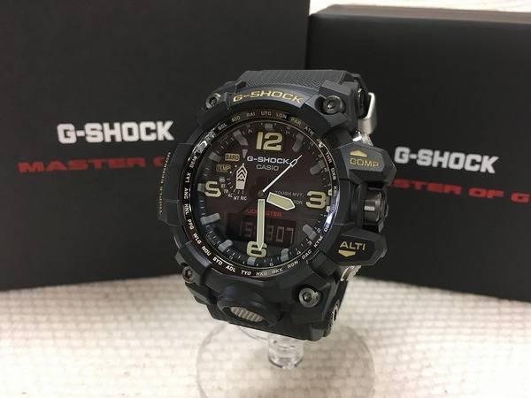 new styles 68622 30693 マスター』の名を冠するがG-SHOCK。マッドマスターが買取入荷 ...