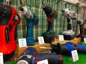 雑貨の電動工具