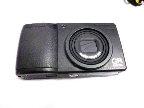 デジタルカメラのRICOH