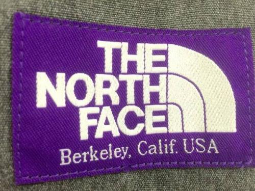 THE NORTH FACE PURPLE LABELのデイパック