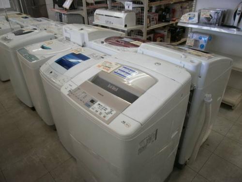 洗濯機のガステーブル