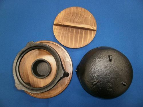 ブランド食器の南部鉄器