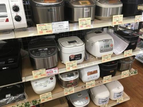 炊飯器の除湿機