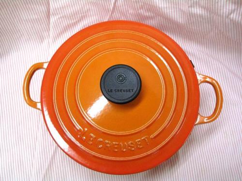 キッチン雑貨のルクルーゼ