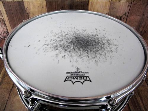 ギターのドラム