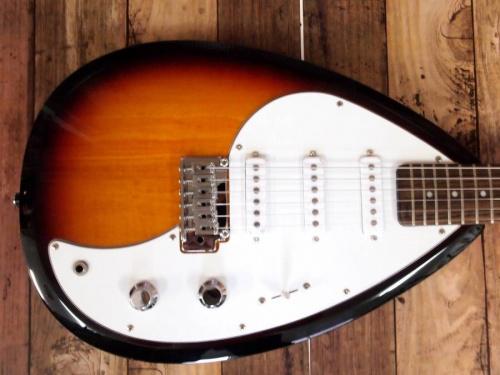 ギターのVOX