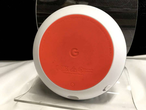 グーグルのGoogle Home Mini