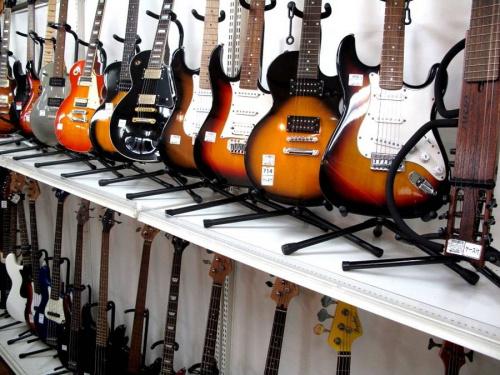 ギターのベース