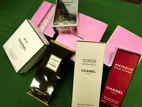 未使用品の香水
