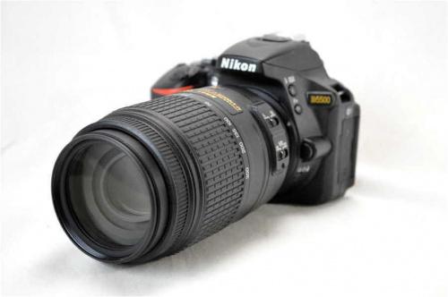 D5500の中古デジタル一眼レフカメラ