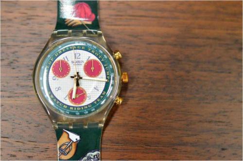 スウォッチの時計 買取