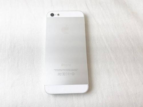 iPhone5のApple