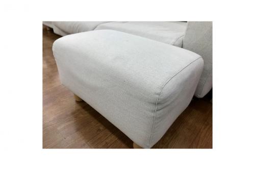 3人掛けソファーの無印良品