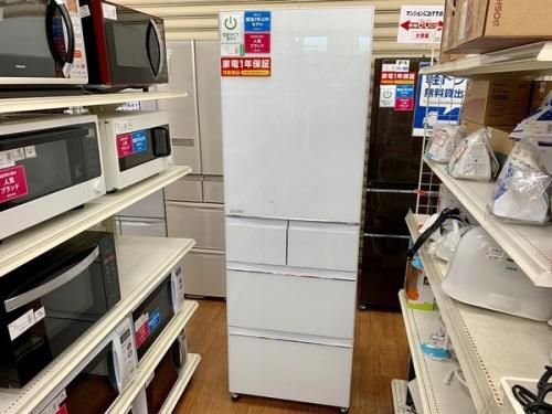 大型冷蔵庫の冷蔵庫