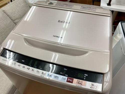 洗濯機の簡易乾燥機能付洗濯機