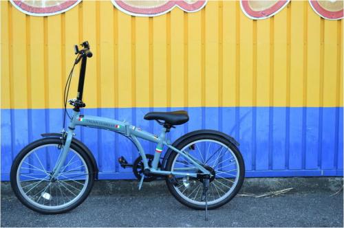 自転車の中古