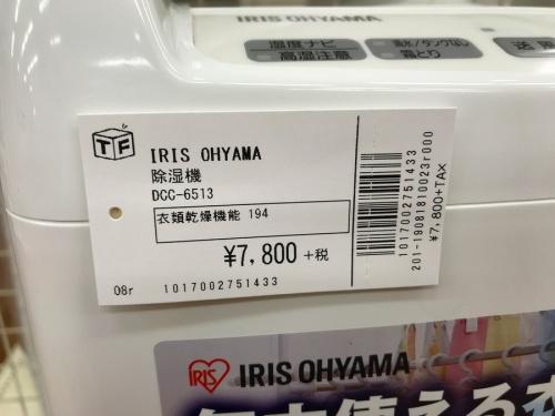 IRIS OHYAMAの千葉