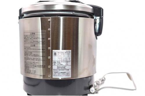 買取のガス炊飯器