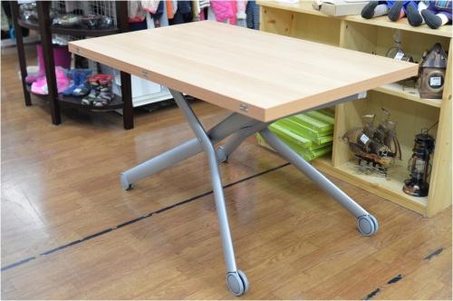 テーブルのエクステンション